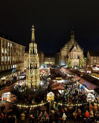 Nuremberg Christmas Market - Copyright Uwe_Niklas_bea