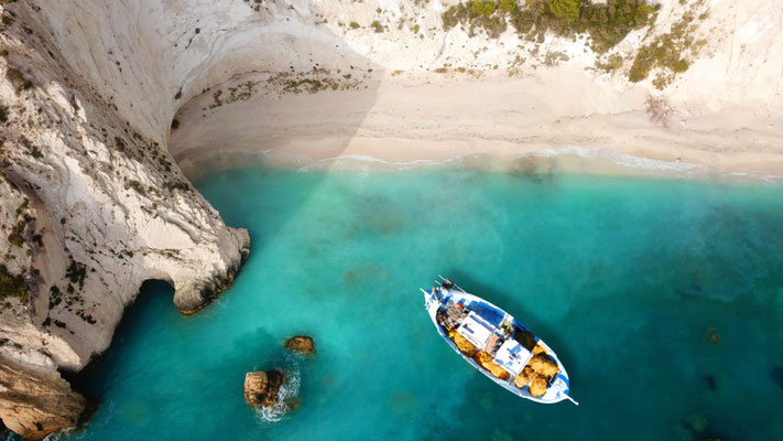 Kefalonia island, Greece - Copyright Aerial-motion