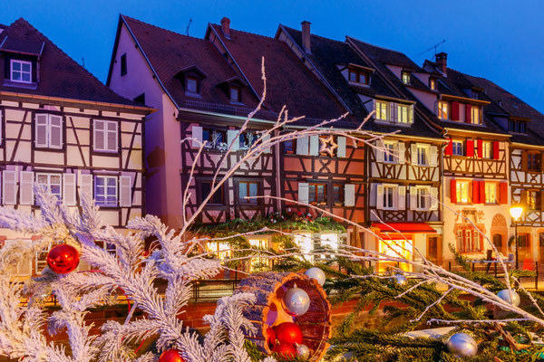 Colmar Christmas Market - Best Christmas Market in Europe - Copyright AdobeStock_144093118  pillerss