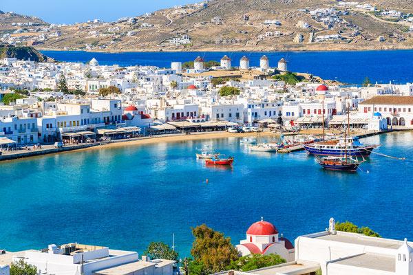 Mykonos - European Best Destinations - Mykonos copyright Pawel Kazmierczak