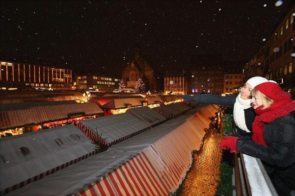 Nuremberg Christmas Market Copyright Steffen Oliver Riese