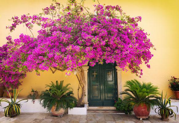 Corfu - European Best Destinations - Greek alley in Corfu - Copyright ukaszimilena