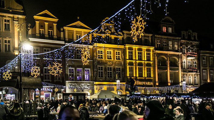 Poznan Christmas Market - Best Christmas Markets in Europe - Copyright Poznan.travel
