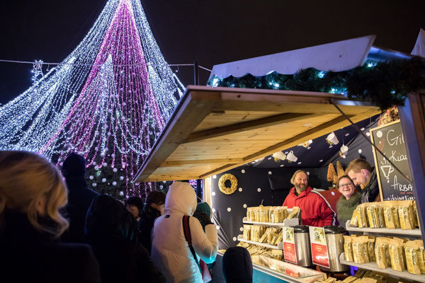 Vilnius Christmas Market - Copyright Go Vilnius - European Best Christmas Markets - European Best Destinations