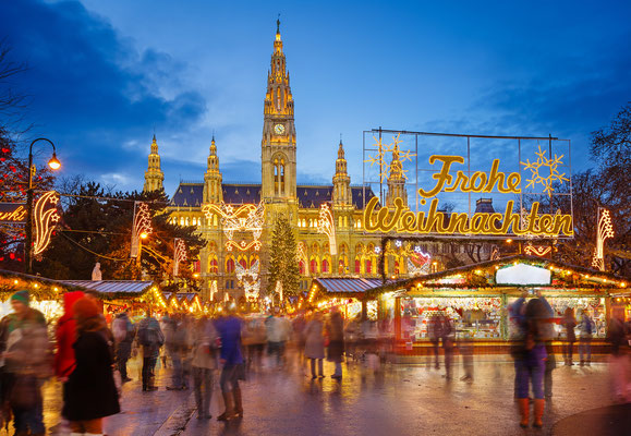 Vienna Christmas Market Dates 2019 Vienna Christmas Market 2019   Dates, hotels, things to do