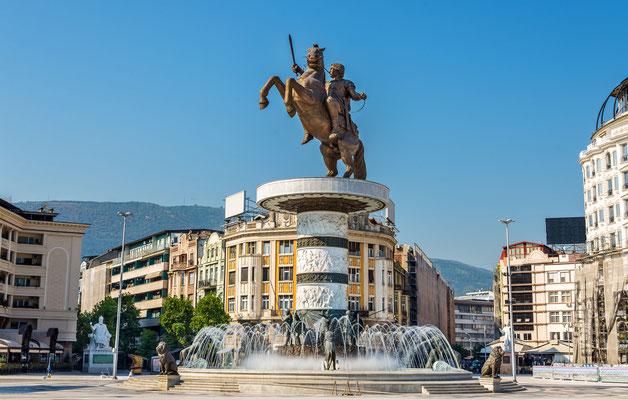 Skopje Leonid Andronov