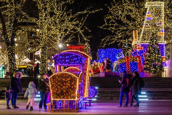 Best Christmas Markets in Europe - Warsaw Christmas Market - F. Kwiatkowski © Warszawska Organizacja Turystyczna