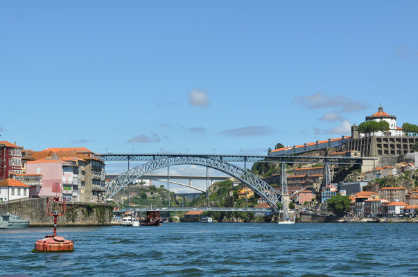 Douro Six Bridges Cruise, Porto, Portugal © European Best Destinations