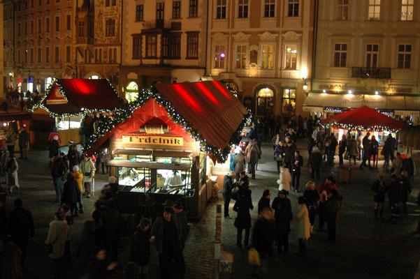 Prague Christmas Market Copyright  Marcus Povey