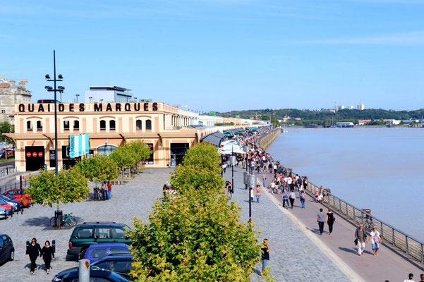Quai des marques bordeaux europe 39 s best destinations for Appartement bordeaux quai des marques
