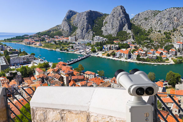 Omis in Croatia - Copyright Tatiana Popova
