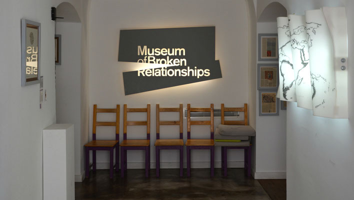 Museum of Broken Relationships Zagreb - Copyright European Best Destinations