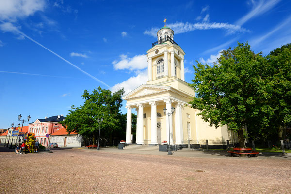 Ventspils old city part by Aleksey Stemmer