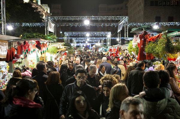 Barcelona Christmas Market Copyright Ajuntament Barcelona
