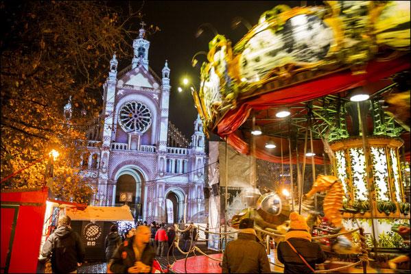 Brussels Christmas Market Copyright Visit Brussels