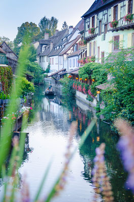 Boat guided tour on the canals of Colmar - Copyright Matthieu Cadiou / European Best Destinations
