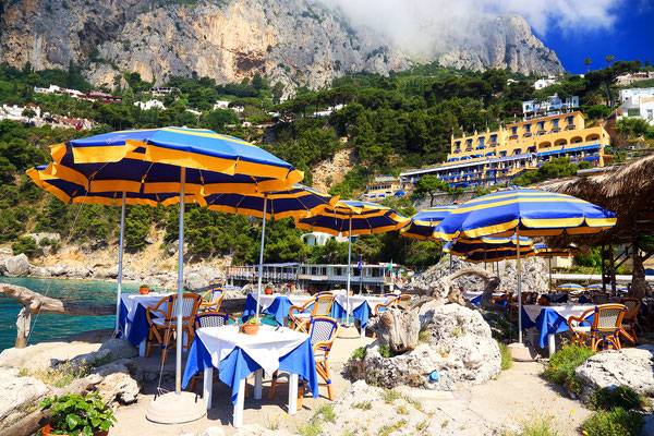 Capri - European Best Destinations - Capri Island Copyright Mikadun