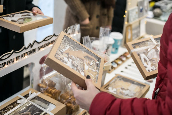 Vilnius Christmas Market - Copyright Go Vilnius - European Best Christmas Markets - European Best Destinations