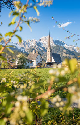 Church in Maria Alm, Pinzgau, Salzburger Land, Austria Copyright auphoto