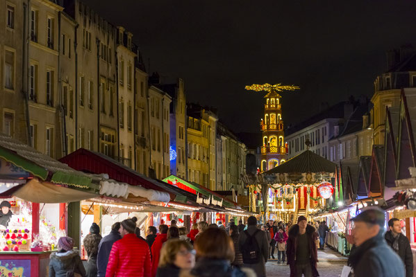Christmas in Metz, France - Copyright J.-Cl. Verhaegen_QuattroPole / Office de Tourisme de Metz