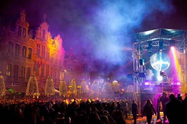 Leuven Christmas Market - Copyright visitleuven.be