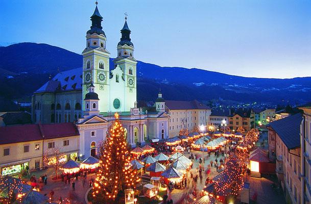 Brixen Christmas Market - Copyright Siegfried Tasser
