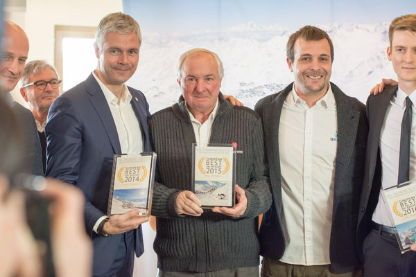 Val Thorens European Best Ski Resort 2016 - Copyright Office de Tourisme de Val Thorens