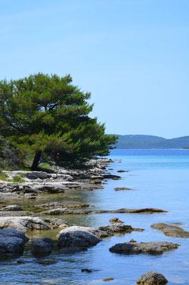 Luka beach Ugljan - Copyright European Best Destinations