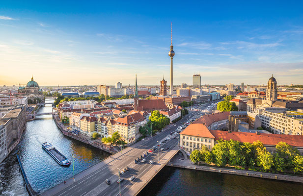 Berlin European Best Destinations - Copyright canadastock