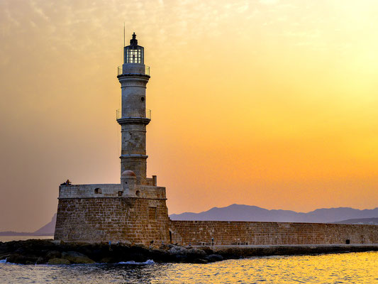 Crete - European Best Destinations - Crete - Chania Lighthouse copyright bdrone