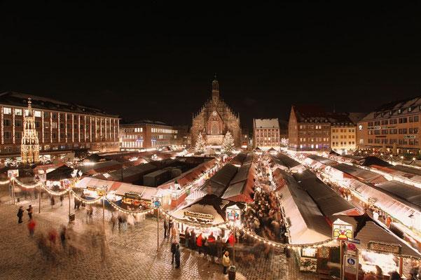 Nuremberg Christmas Market - Copyright Steffen_Oliver_Riese