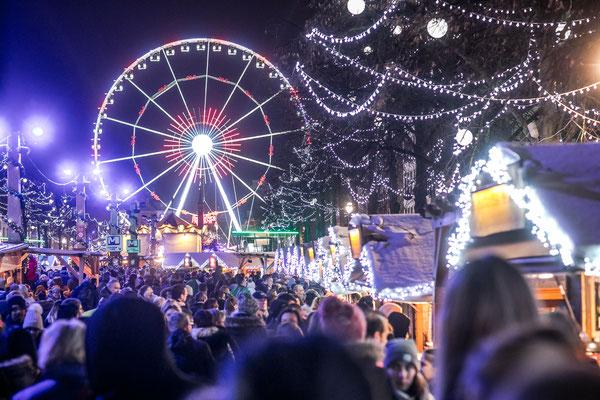 Brussels Christmas Market - Copyright VisitBrussels