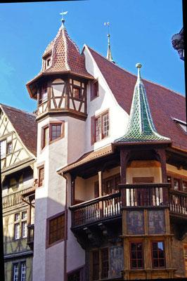 Collmar - La Maison Pfister - Copyright Colmar Tourisme