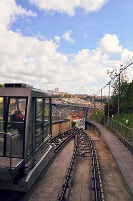 Funicular dos Guindais Porto © European Best Destinations