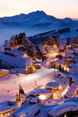 Avoriaz - European Best Ski Resorts - Copyright Avoriaz Tourism