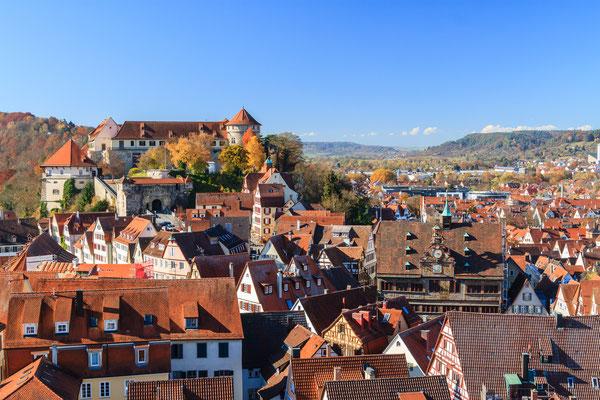 Tubingen castle copyright Jens Goepfert