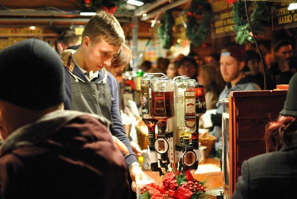 Manchester Christmas Market - Copyright  chrisd90