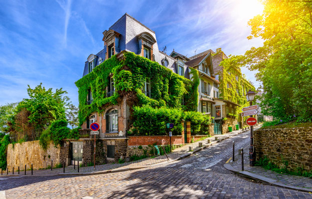 Paris Montmartre copyright Catarina Belova