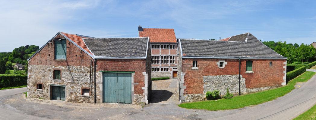 Les plus beaux villages de Wallonie Copyright OLNE 1 Froibermont Francois Delfosse