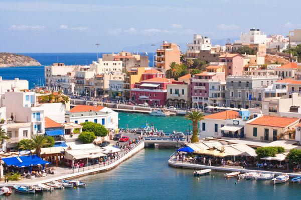 Crete - European Best Destinations - Agios Nikolaos Crete Copyright Roman Sulla