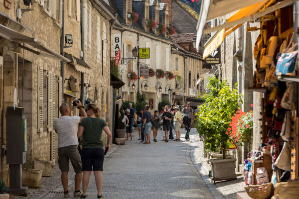 Rocamadour streets copyright Editorial Shutterstock saranya33