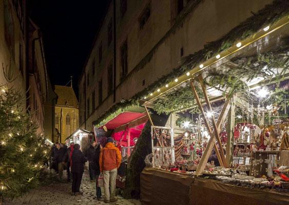 Rothenburg Christmas market - Copyright Rothenburg Tourismus Service