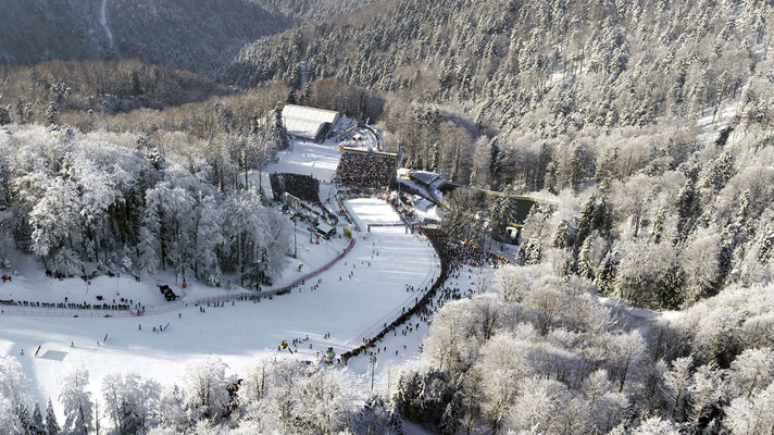 Sljeme is a small ski resort near Zagreb in Croatia - Copyright Croatia.hr