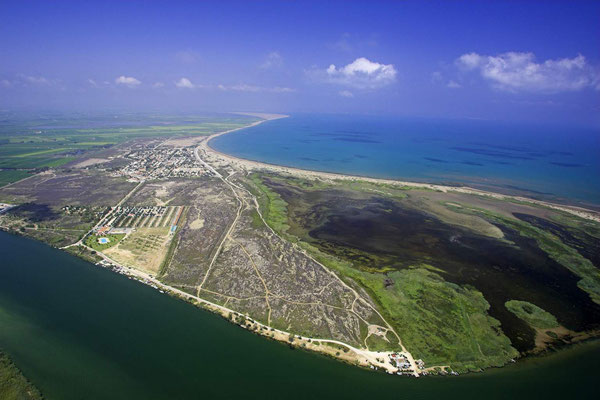 The Elbro Delta National Park - European Destinations of Excellence - European Best Destinations