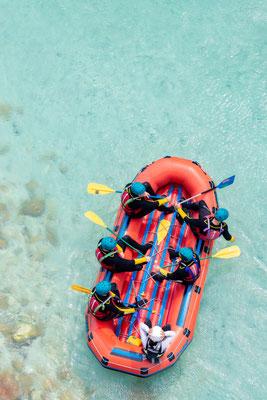 Rafting Soca Valley copyright  Richard Semik