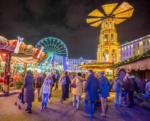Poznan Christmas Market - Best Christmas Markets in Europe - Copyright Poland.travel