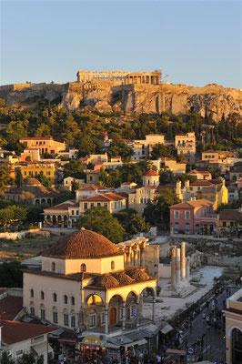 Athens © Greek National Tourism Organisation