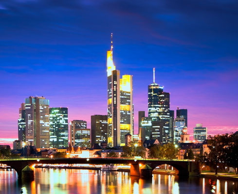 Frankfurt European Best Destinations Copyright  INTERPIXELS