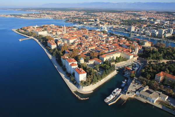Zadar European Best Destinations - Copyright Zadar Tourism Office