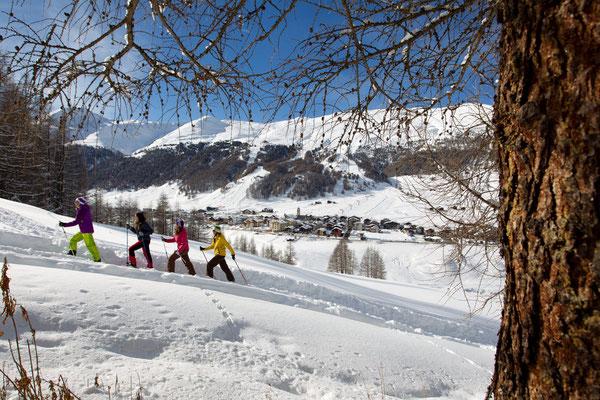 Livigno - European Best Ski Resorts - Copyright www.livigno.eu